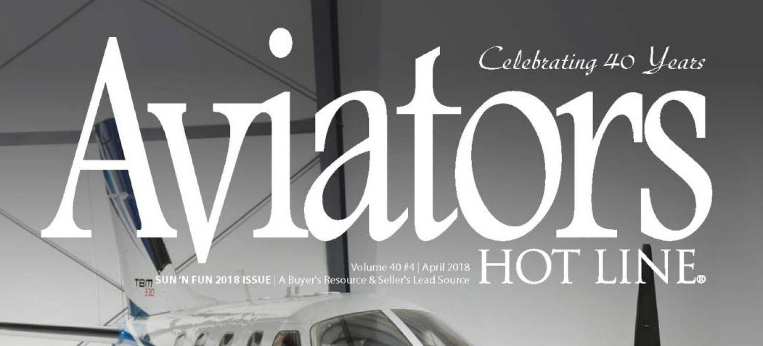 JetLoan Capital Feature in Aviators Hotline