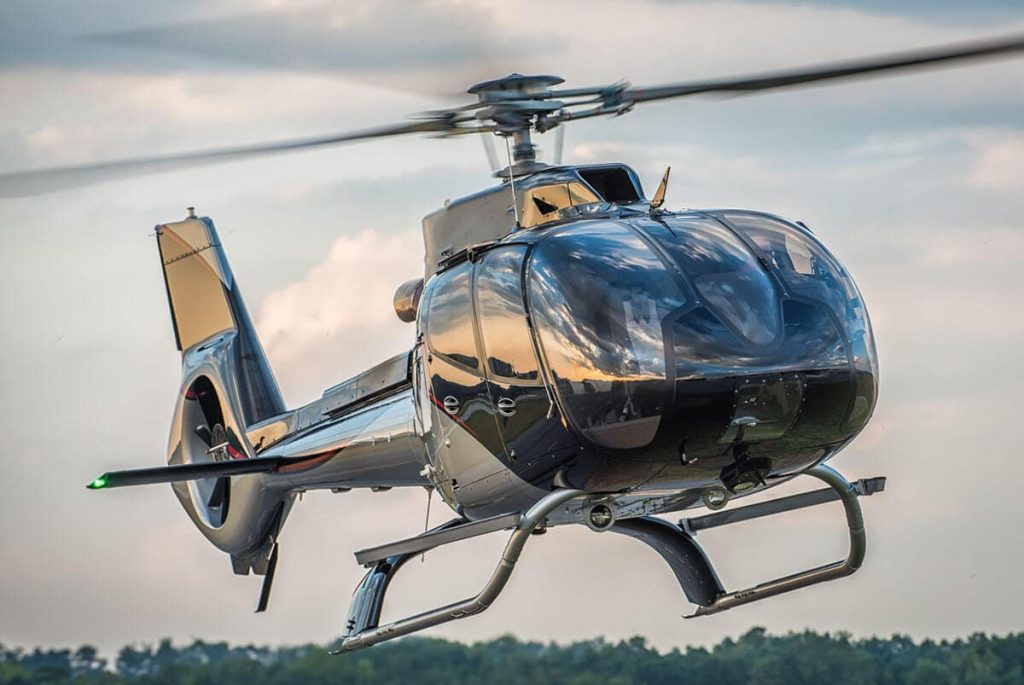 helicopter financing company