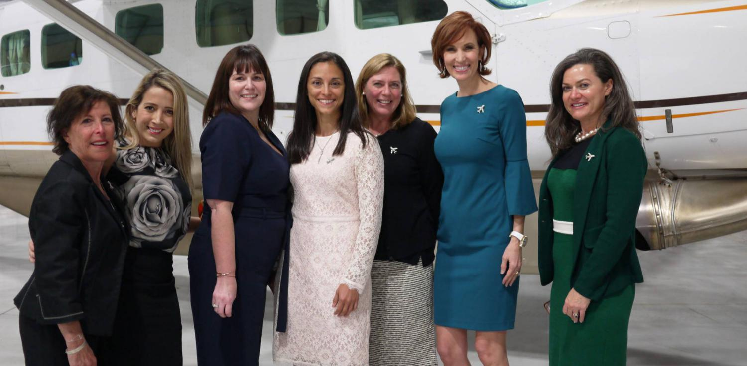IAWA Forum Nourishes Next Generation of Women in Aviation